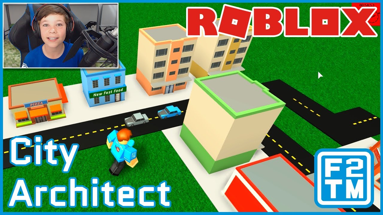 Code For City Architect In Roblox City Architect Roblox Youtube