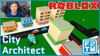 City Architect - Roblox