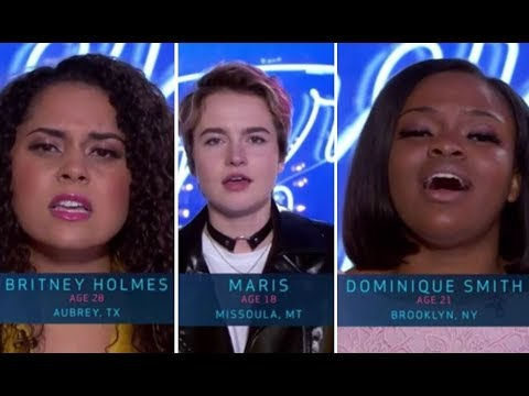 The NEW American Idol First 3 Auditions Are Up To The Public Vote | American Idol on ABC