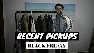 Winter Fashion Favorites | Black Friday Haul 2017 | Recent Pickups 2017