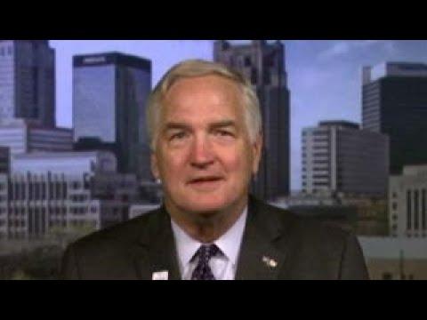 Sen. Luther Strange on Alabama primary