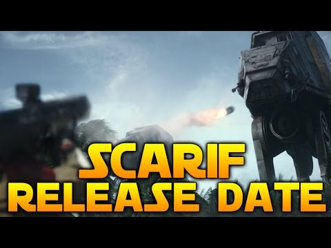 Star Wars Battlefront: Rogue One Scarif DLC Release Date Revealed!