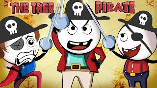 The Three Pirateers  | Animated Cartoons Characters | Animated Short Films | Pencil Cartoons
