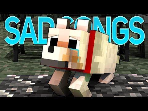 ТОП 3 ГРУСТНЫХ МАЙНКРАФТ КЛИПОВ (Сборник) | Top Best Sad Minecraft Life Song Animation Песни RUS 13+