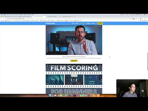 Learn Film Scoring From A Pro (Online Course Review)