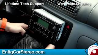 видео Volkswagen Polo Sedan Добавляем USB Mp3 в штатную магнитоллу RCD-30