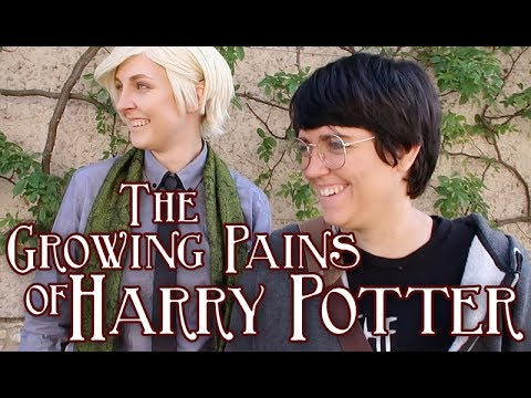 The Growing Pains of Harry Potter: Chapter Four - Missing Pieces