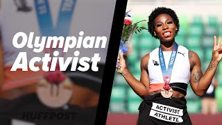 GOP Rep Demands U.S. Olympian's Ouster For Protesting