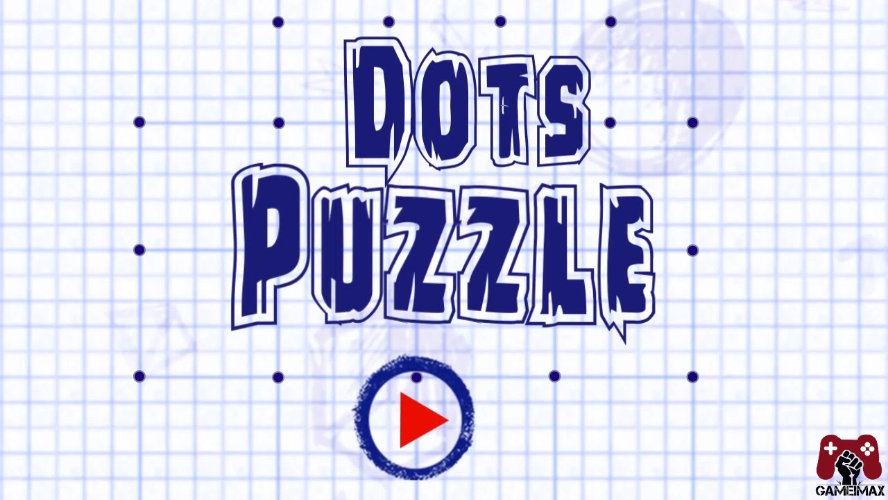dots puzzle free puzzle game trailer by arth i soft youtube