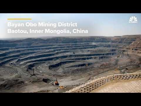 Baotou and China: The Cost of Neodymium
