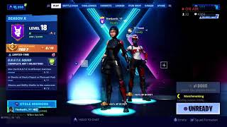 CUSTOM MATCHMAKING FORTNITE LIVE #PS4LIVE #CUSTOMMATCHMAKING #77isSus #77200krc
