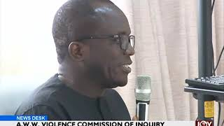 I don't think there is political will to halt vigilantism' - Evans Mensah.