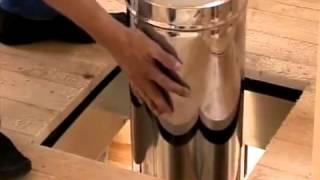 Как выбрать дымоход(Видео о том как выбрать дымоход для бани, котла, камина и печей. Купить дымоходы можно в нашем интернет магаз..., 2015-03-13T09:09:46.000Z)