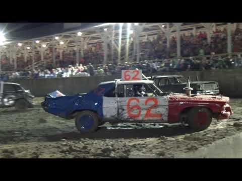 OPEN WIRE DEMOLITION DERBY 2017