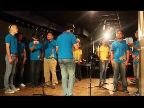 C3 OCTET (Cebu CORE Chant)- He Loved Me