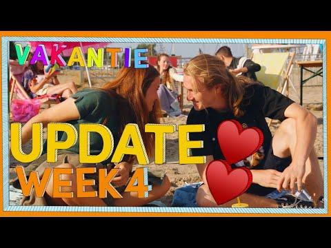 UPDATE WEEK 4 | BRUGKLAS VAKANTIELIEFDE❤️🏝