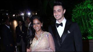 Repeat youtube video Salman Khan's Sister Arpita Khan Wedding Reception In Mumbai- FULL VIDEO
