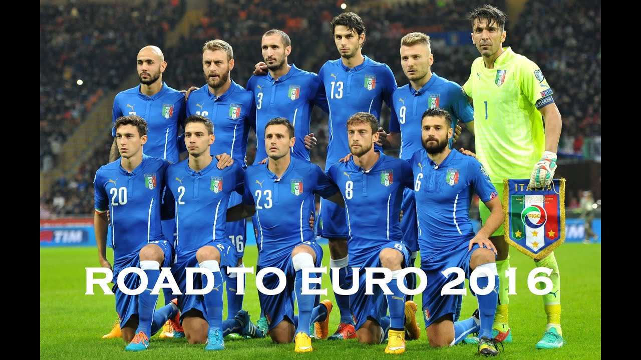italy national football team 2017