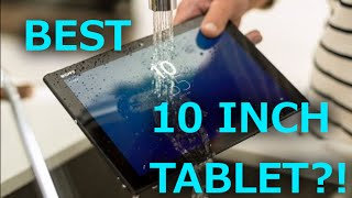 Sony Xperia Z4 Tablet Overview/ Review - Best 10 inch Tablet?!