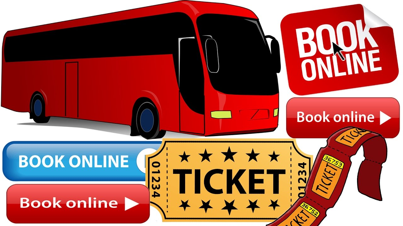 HOW TO BOOK BUS TICKET ONLINE