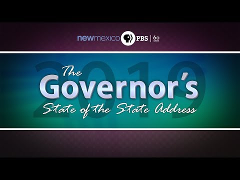 2019 New Mexico State Of The State