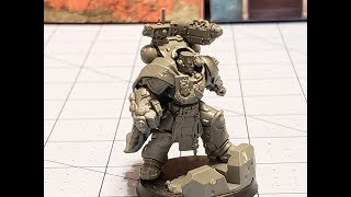 Games Workshop: Imperial Fists Tor Garadon Unboxed And Built!