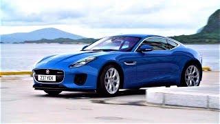 2018 Jaguar F-Type 4-Cylinder Review - In Depth Look, Test Drive, Interior & Exterior