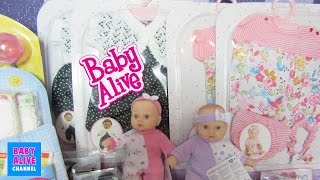 BABY ALIVE Outing and Haul to Toys R US Getting ready for Baby Alive Twin Adoption 2