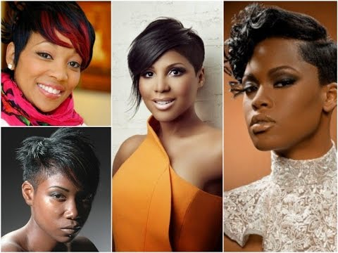 Best Pixie Hairstyles For Black Women Youtube