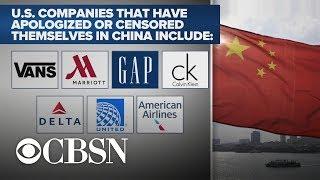 Axios on U.S. companies doing business authoritarian regimes