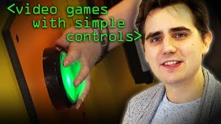 Videogames with Simple Controls - Computerphile