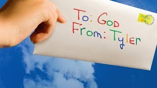 Letters to God in 2 minutes