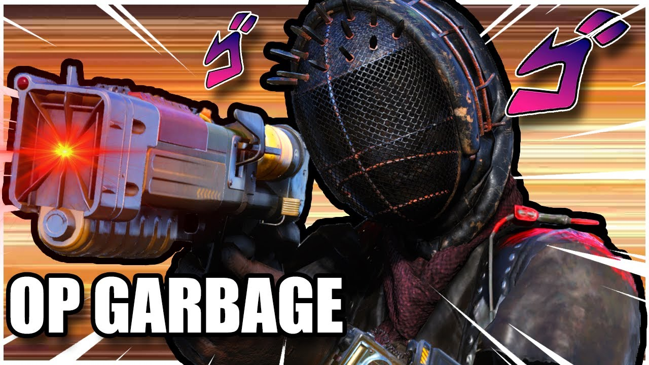 Buying GARBAGE Weapons and making them OP in Fallout 76 thumbnail