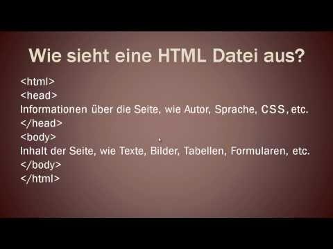 Webdesign Design - Die Umsetztung In HTML Und CSS