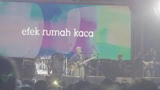 Tiba-Tiba Batu - Efek Rumah Kaca | Live at Kickfest Malang 2019