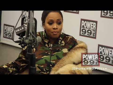 Remy Ma Interview Preview - Meek Mill Criticism & Probation