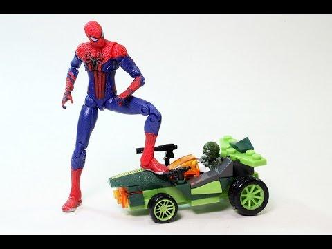 Nuevos juguetes del hombre ara a juguetes de spiderman - Juguetes nuevos para ninos ...