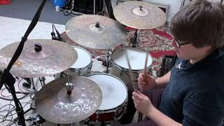 Pick Me Up (Dirk Erchinger) play along for drums