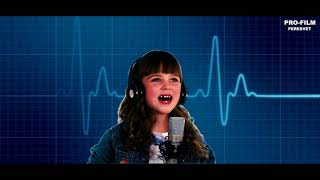 """Детское Евровидение. Виолетта """"Мечтай"""" (кавер) Премьера клипа."""