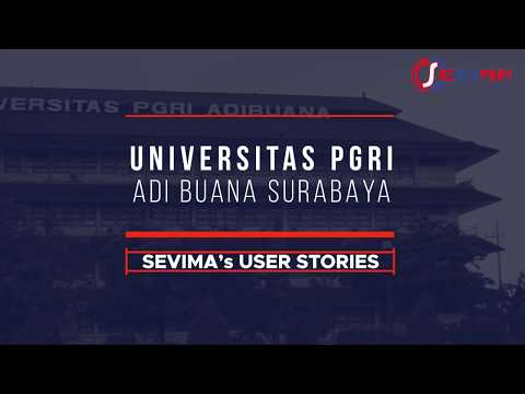 Sevima's User Stories: Universitas PGRI Adibuana Surabaya