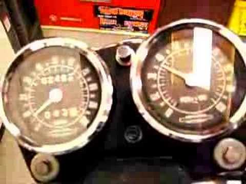 1973 aermacchi harley davidson sprint SS 350 black orig