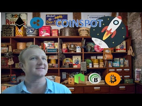 Coinspot Cash (Fiat) Deposit To Buy Top Crypto Coins!!