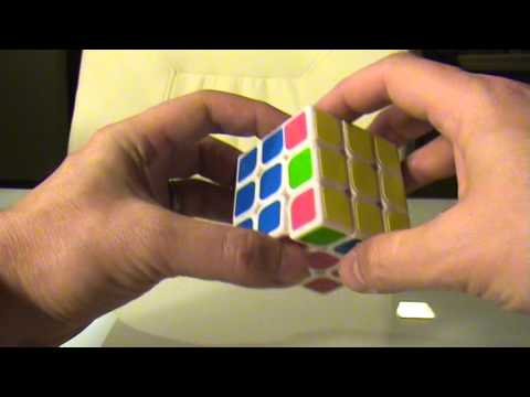 Repeat How to Solve a 4x4 Rubik's Cube: Corner Parity by Stanley