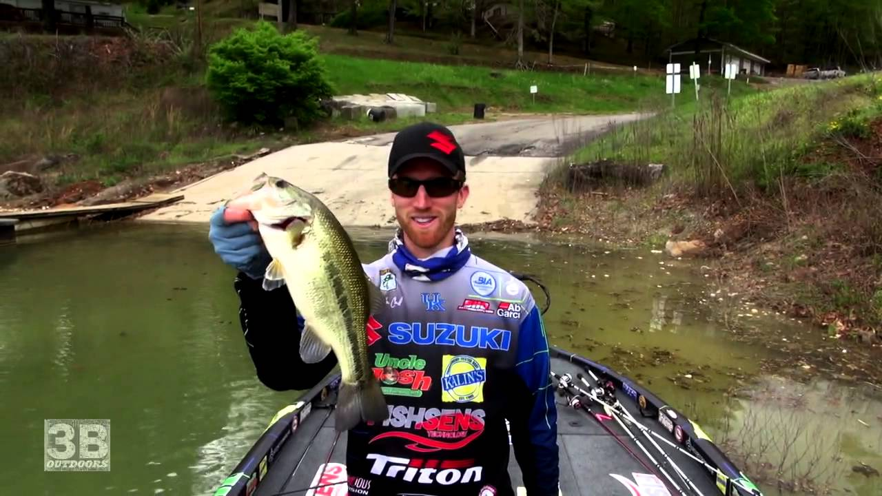 3b outdoors tv fox battle between brothers norris for Norris lake fishing report
