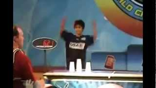 Amazing Kid With Fast Hands [GUINNESS WORLD RECORD]
