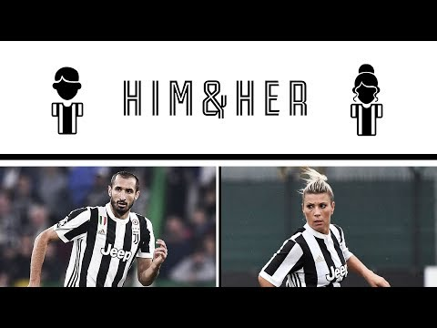 #HimAndHer Ep. 3! Chiellini answers Sodini's questions!