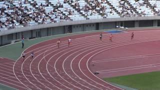 2016全実 男子マイル決勝 ミズノ 3'04.51 大会新