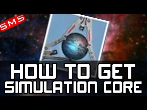 Destiny: HOW TO GET SIMULATION CORE EASY