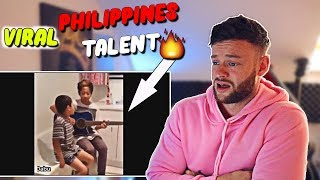 Reacting to Filipino Singers That Went VIRAL On Youtube !