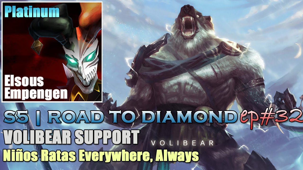 how to counter volibear support